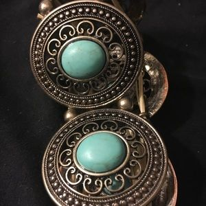 Jewelry - Turquoise bracelet stretch